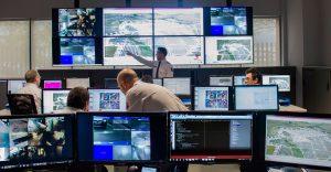 Central Receptora de Alarmas de Clece Seguridad