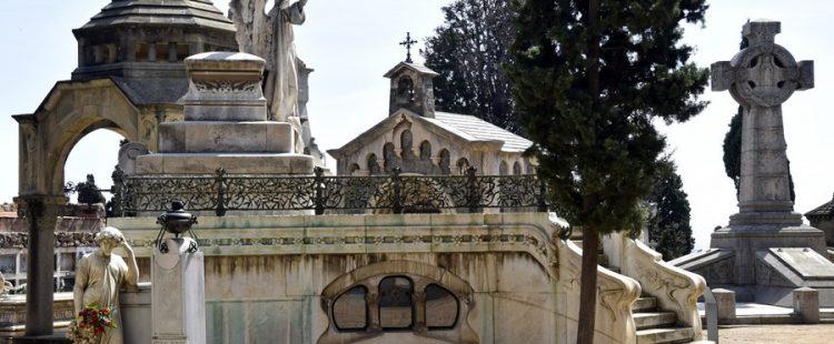 CLECE SEGURIDAD Cementiri de Montjuïc a Barcelona